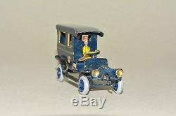 Tin Penny Toy Ernst Plank ambulance car fits BING Heyde 1920s