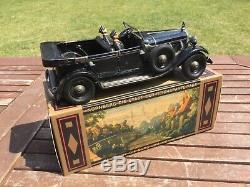 Tipp & Co mercedes, Hitlers car