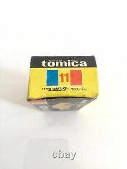Tomica Vintage Toyota Corolla Sprinter 1974 Japan Collection Limited Toys Cars