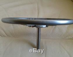 Tri-ang Vintage Pedal Car White Banjo Steering Wheel