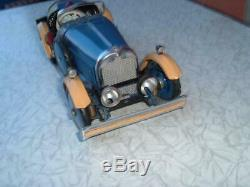 Unusual Meccano Constructor Replica Racing Car Vintage Looks Stunning