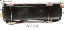 VGC Wyandotte Toys Tin Metal Car USA WY-1007 Woody 1941 TOYTOWN ESTATE