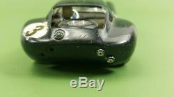 VINTAGE 1965 1/32 COX Cheetah Slot Race Car Black #3 Champion Sticker Spare Tire