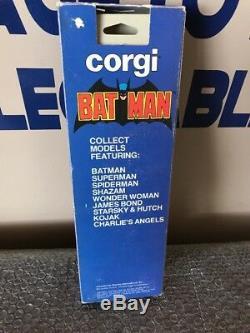 VINTAGE 1979 CORGI BATMAN BATMOBILE Penguin, Joker, Copter 5-CAR GIFT PACK