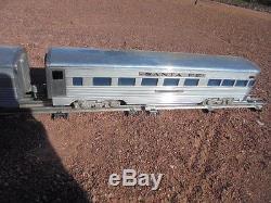 Vintage American Model Toys Amt Four Car Passenger Set O Scale