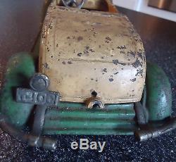 Vintage Kilgore Stutz Cast Iron Car T-100