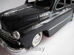 VINTAGE ZIM GAZ 12 TIN TOY BIG CAR limousine USSR Russia 1960s RRR