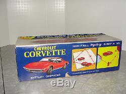 VIntage Chevrolet Corvette Car in the Box