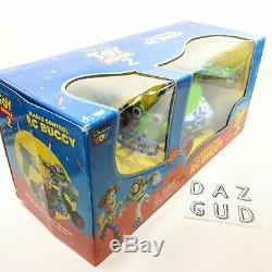 VTG Toy Story 2 Radio Control RC Buggy Thinkway Toy Free Book Disney Pixar 1999