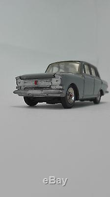 Very Rare! A+ Mint Vintage Toy Car One-piece Moskvich Moskvitch 412 Ussr