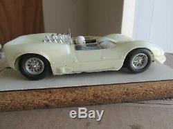 Vintage 1965 1/24 scale Russkit Chaparral 2C slot car