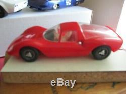 Vintage 1966 COX 1/24 scale Ferrari Dino Coupe slot car