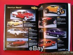 Vintage 1996 Ertl Toys Dealer Catalog With Farm Toys Muscle Cars Etc