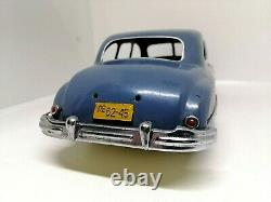 Vintage 60's USSR Tin Toy ZIM GAZ Soviet Car Limousine for Soviet Army VIP. Rare