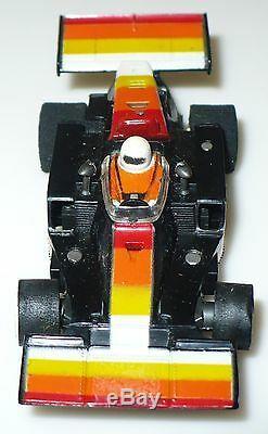 Vintage Afx G Plus Black Indy Special Slot Car No. 1
