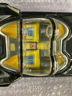 Vintage Alps Lincoln Futura Friction Tin Car Toy Japanese 1950's Rare Batmobile