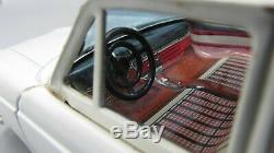 Vintage Bandai Volkswagen 1500 Friction Car Toy Japan Approx. 8 Length