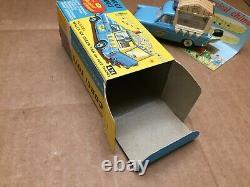Vintage Corgi Toys 474 Walls Ice Cream Van Ford Thames Working Chimes Boxed Nm