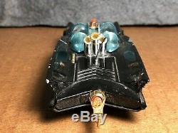 Vintage Corgi Toys Batmobile Red Wheel Model Fair Condition Original
