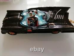 Vintage Corgi Toys Boxed Batmobile with Figures 1966 #267
