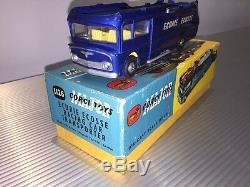 Vintage Corgi Toys Major / MIB / Ecurie Ecosse Race Car Transporter / No. 1126