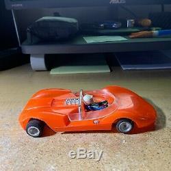 Vintage Cox 1/24 Scale La Cucaracha (Cuc) Slot Car Complete