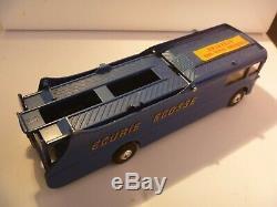 Vintage Diecast Boxed Corgi Toys Ecurie Ecosse Racing Car Transporter