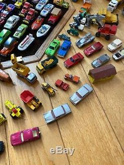 Vintage Dinky Toys Corgi Job Lot Bundle Loft Find Old Classic Toys Cars Diecast