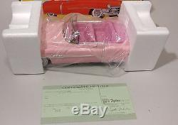 Vintage Fifties Tin Type 50 Cadillac Open Friction Model Toy Car, Japan, Box