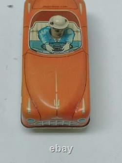 Vintage German Collector Toys Bundle- Cars, Boats, Gun