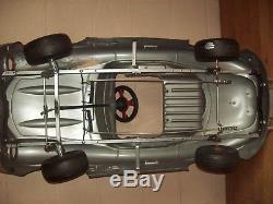 Vintage JJ Toys Mercedes 380 Pedal Car for Restoration