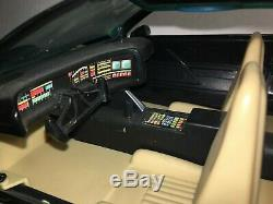 Vintage Kenner 1983 Knight Rider Knight 2000 KITT Voice Car NICE