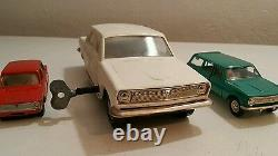 Vintage Lada Vaz 2107 Large Toy Car Model 1990 Ussr Russia Cccp Soviet Era 18