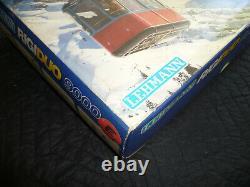 Vintage Lehmann Rigi Duo Snow Cable Car Toy Ski Lift Tram RigiDuo 9000 in box