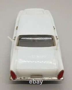 Vintage Lucky Toys Hong Kong Z CARS friction Fairylite Telsalda plastic car