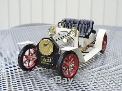 Vintage Mamod Steam Engine Roadster SA1 Car Toy New accessories & box England