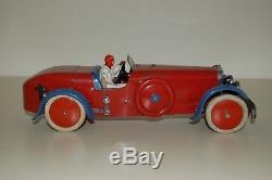 Vintage Meccano Constructor Car No 2, Liverpool England circa 1930, Excellent
