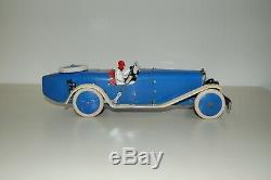 Vintage Meccano Constructor Car No2, Liverpool England, circa 1930, Excellent