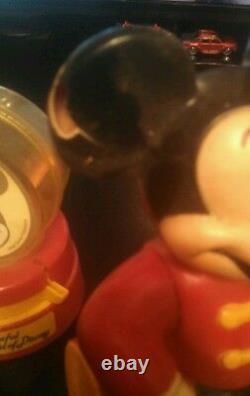 Vintage Mickey Mouse Walt Disney toys, banks, cars lot
