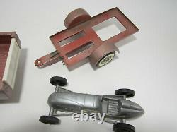 Vintage Nylint Toys Ford Speedway Special Pick-up / Trailer / Race Car