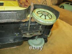 Vintage Old Circa 1930 15'' L Karl Bub Kb Toys Germany Tin Wind Up Coupe Toy Car