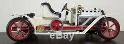 Vintage, Rare Version 1 Mamod Live Steam Engine Car Model SA1 Never Used