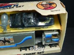 Vintage Sealed Smokey and the Bandit Chase Set ERTL 1981 Complete Cars Truck OSS