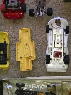 Vintage-Slot Car Collection-1/24 scale slot cars-Some Hard To Find Items. Relist
