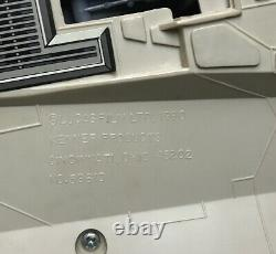 Vintage Star War Toys Millenium Falcon/ Snowspeeder/ Storm IV Twin Cloud Cars +