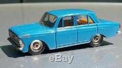 Vintage Toy Car Moskvich 412 A1 71 Moskvitch Diecast 1/43 Cccp Soviet Era Ussr