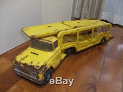 Vintage Toys / 1960s Buddy L CAR HAULER TRUCK