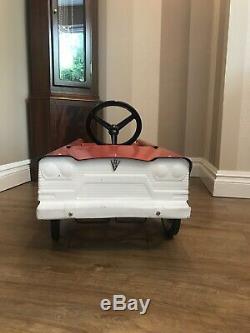 Vintage Triang Bermuda Pedal Car