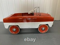 Vintage Triang Zodiac Pedal Car