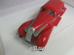 Vintage Wyandotte Lasall Sedan Auto Toy Car 505